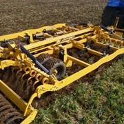 Дисколаповый почвообрабатывающий агрегат Maximulch Serie 4R фото