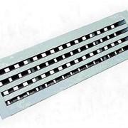 Вентиляционная решетка алюминиевая RPSP 2 1700 фото