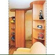 Шкаф-купе угловой фото