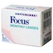 Линзы контактные Focus Softcolors фото