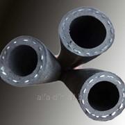 Рукав резиновый напорный с нитяным навивочным каркасом (ТУ 38-605162-90) фото