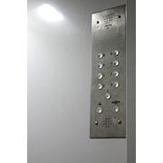 Замена щитов купе кабины лифтов фото