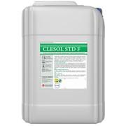 Эффективное высокощелочное средство Clesol STD-F фото
