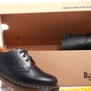 Мижские туфли Dr. Martens 1461 черние новые. !!! РАСПРОДАЖА !!! фото