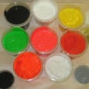 Краски пластизольные фото