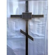 Крест деревянный намогильный К4 фото