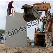 Услуги по строительству внутренней и наружной канализации фото