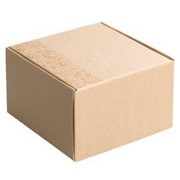 Подарочная коробка с ложементом под чайную пару арт.2738 фото