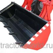 Ковш на трактор мтз 0,2 М3 на ФГП-0.3 фото