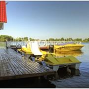 Прокат лодок, катеров, катамаранов фото
