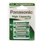 Батарейки аккумуляторы Panasonic (HHR-3XRE4B) фото