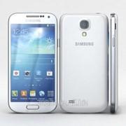 Телефон Samsung Galaxy S4 Mini GT-i9192 Dual Sim (КСТ), цвет белый (White Frost) фото