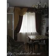 Индивидуальный пошив штор, гардин, ламбрекенов, Пошив изделий по чертежам заказчика фото