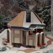 Типовой проект двухэтажного пятикомнатного жилого дома фото