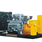 Дизельльная электростанция (генератор) Perkins 1385 кВА фото