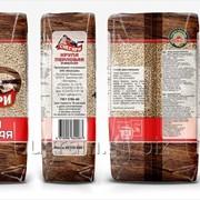 Крупы: перловая, пшеничная, ячневая, гречневая, манная ТМ Снегири, п/п пакет фото