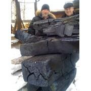 Утилизация б/у деревянных шпал фото