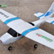 Радиоуправляемый самолет электро ARF, EasySky Micro Cessna фото