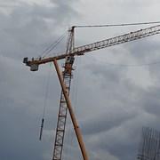 Демонтаж башенных кранов Воронеж фото