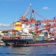Морские контейнерные перевозки в Черноморском бассейне из Пакистана фото