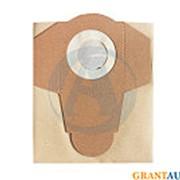 Комплект мешков FUBAG одноразовых 20-25 л для пылесосов WD 4SP 5 штук фото