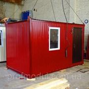 Блок-контейнер строительный фото
