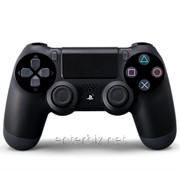 Геймпад Беспроводной Sony Ps4 Dualshock 4 Black Ddp, арт.129681 фото