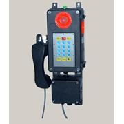 Шахтный телефонный аппарат в составе комплекса САТ фото