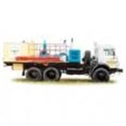 Агрегат насосный цементировочный УНБ-125х32К (шасси КАМАЗ-43118 6х6) фото