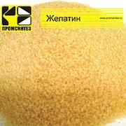 Желатин пищевой П-11 (2мм), меш. 25кг (Украина) фото