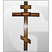 Деревянные кресты фото