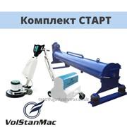Комплект оборудования для стирки ковров СТАРТ фото