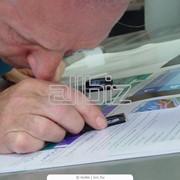 Печать цифровая оперативная: календари, меню, визитки в Харькове фото