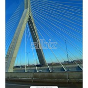 Строительство и ремонт мостов, эстакад, тоннелей фото