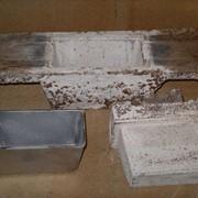 Кокиль для литья алюминиевых хлебных форм Л7 фото