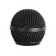 OnStage SP58B - Сетка для динамического микрофона, цвет черный фото