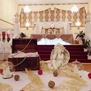 Обслуживание банкетов и свадеб фото