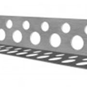 Угол перфорированный алюминиевый Брест фото