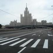 Асфальтирования дорог фото