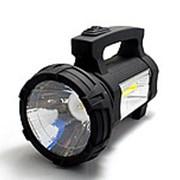 Фонарь ручной светодиодный аккумуляторный SS-5918 фото