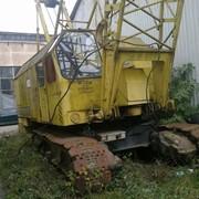 Кран на гусеничном ходу,грузопод.25 тон. Дизельный фото