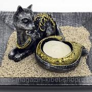 Декоративная композиция КОШКА; L156192 фото