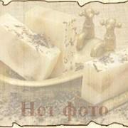 Мыло натуральное Винное фото