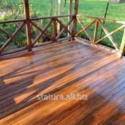 Древотекс-Огнебио Плюс — огнебиозащита древесины фото