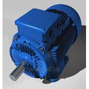 Двигатель электрический фото