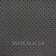 Экокожа Perforated/ULTRA Black 026 фото