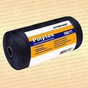 Нитки Polytex 210 den/60, 2,00 мм, 500 гр, чёрная фото