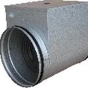 Нагреватели электрические канальные EKA фото