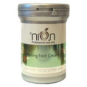 Tapuach Tapuach Крем-пилинг для ног с микрокристаллическими частицами (Препараты для ухода за телом | Peeling Foot Cream) 137 1000 мл фото