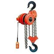 Таль электрическая цепная TOR DHP-2т-6м фото
